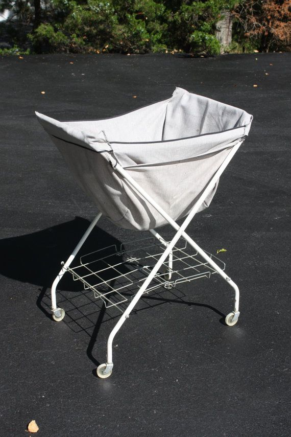 25+ best ideas about Laundry cart on Pinterest