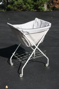 25+ best ideas about Laundry cart on Pinterest