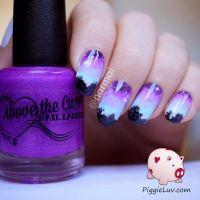 1000+ ideas about Dark Nail Art on Pinterest | Dark nails ...