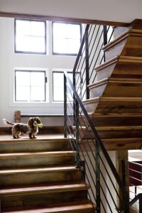 17 Best images about Gorgeous Stairs! on Pinterest | Wood ...