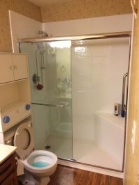 28 best images about Walk-in Shower with Bench Seat on ...