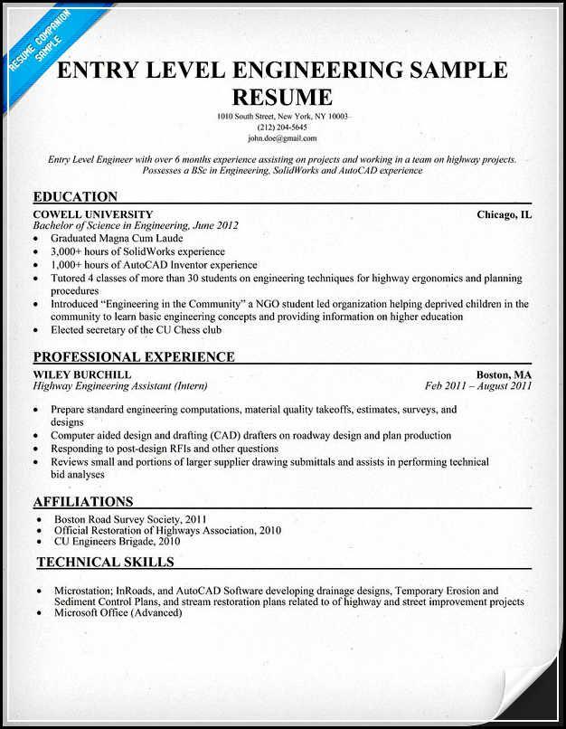 powerful resume samples