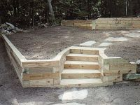25+ best ideas about Landscape timbers on Pinterest ...