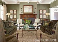 Best 25+ Olive green couches ideas on Pinterest | Dark ...