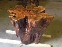 17 Best ideas about Tree Stump Side Table on Pinterest ...