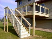 25+ best ideas about Deck Railing Systems on Pinterest ...