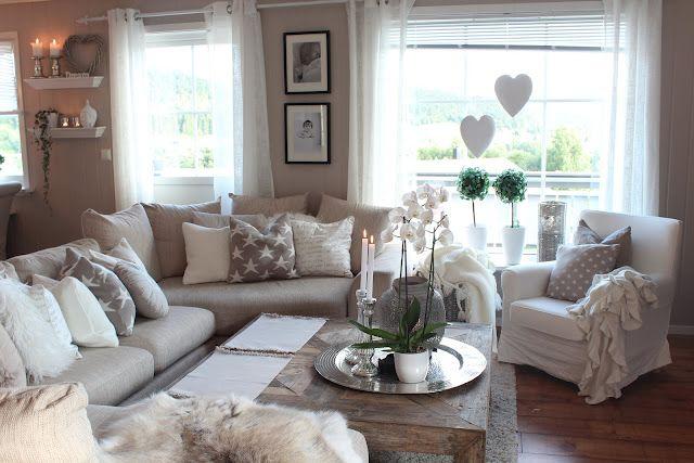 Beige And Grey Living Room u2013 Modern House - gray and beige living room
