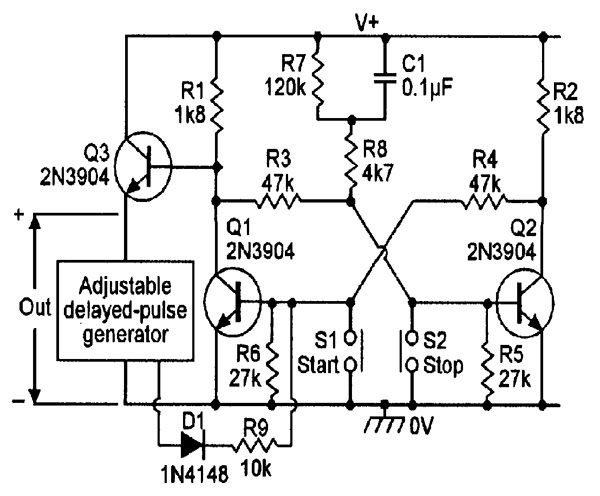 transmitter fm 45w with valve electronic circuit diagram