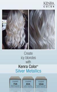 Work by Carissa Harper. She used Kenra Color Lightener ...