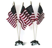 Flag Holders Antique Cast Iron GAR Civil War Veterans by ...
