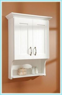17 Best ideas about Bathroom Cabinets Over Toilet on ...