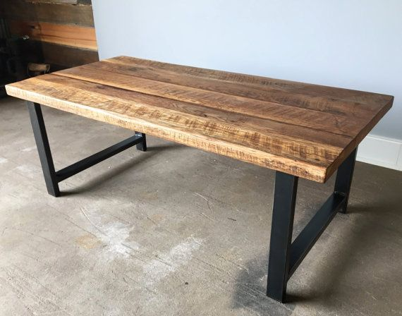 1000+ ideas about Reclaimed Wood Coffee Table on Pinterest