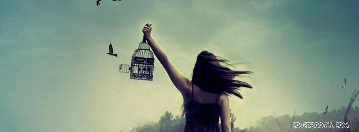 Girl Boy Love Birds Wallpaper Download Birds Fly To Freedom Girl Opening Cage Cool Facebook