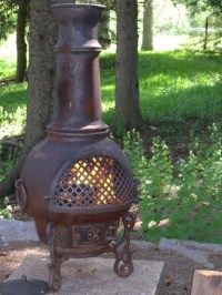 17 Best images about chiminea on Pinterest | Fire pits ...