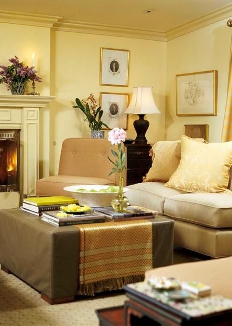 Paint Colors For Home Staging Cream Beauty Adding Warmth