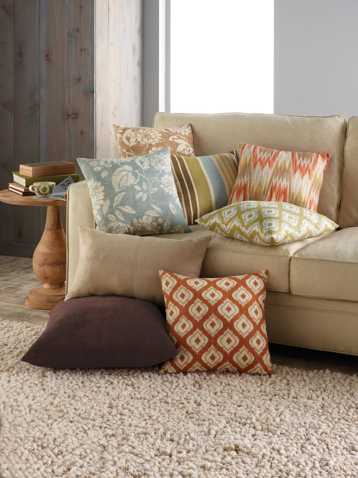 17 Best Images About Decorative Pillows On Pinterest | Embroidered