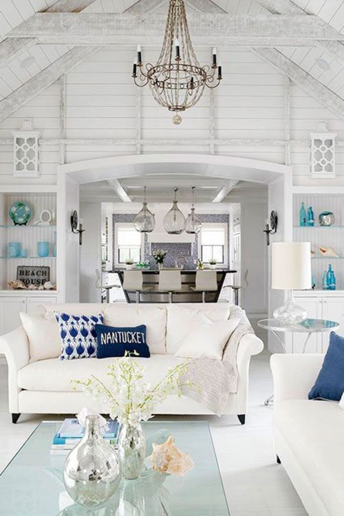Medium Of Coastal Home Decor Ideas