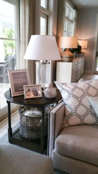 25+ best ideas about Side table decor on Pinterest | Entry ...