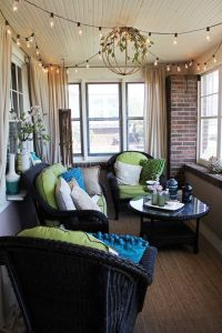25+ Best Ideas about Enclosed Porch Decorating on ...