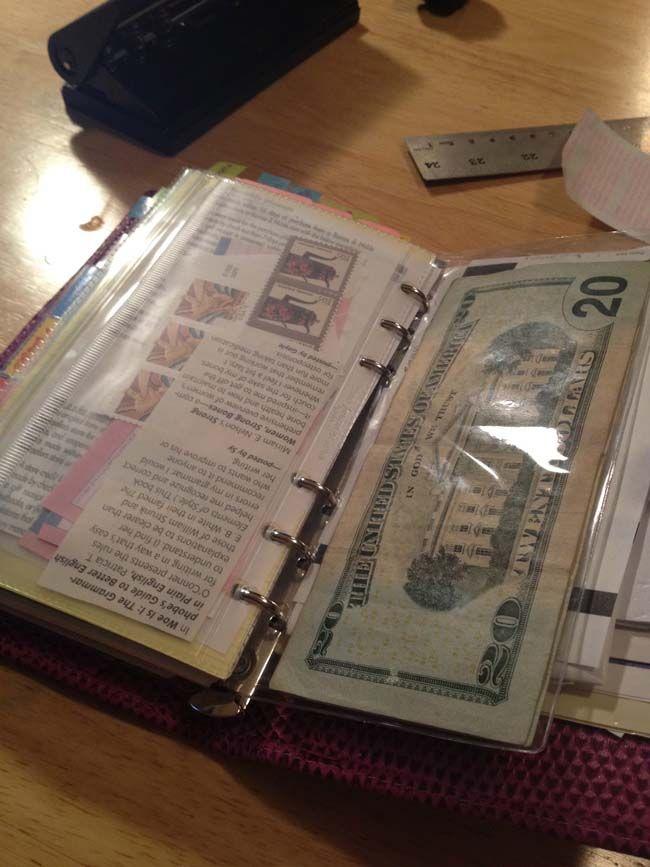 budget money planner