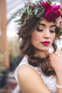 25+ Best Ideas about Flower Hair Pieces on Pinterest ...
