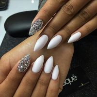 434 best images about Nails 2 on Pinterest | Shape ...