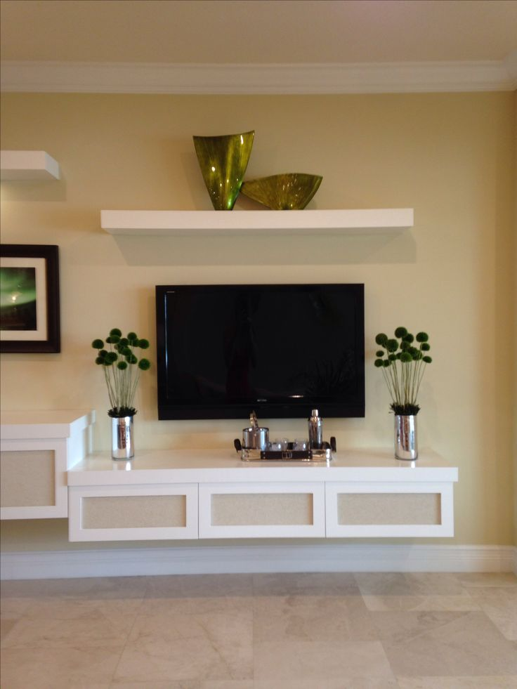 Floating Tv Stand Floating Tv Stand | Home Ideas | Pinterest | Floating Tv