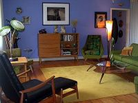 19 best images about 60s Living Rooms on Pinterest ...