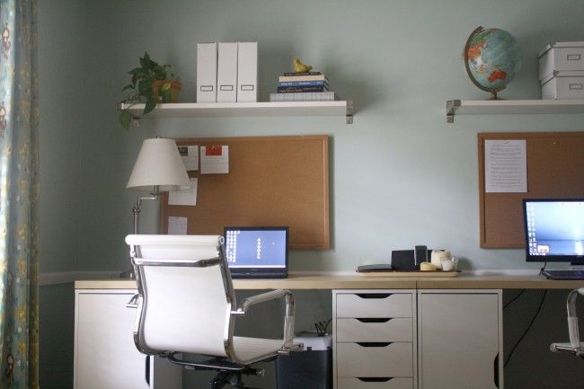 Home Office Mit Baby Home Office Before & After Http://theweekendhomemaker.com