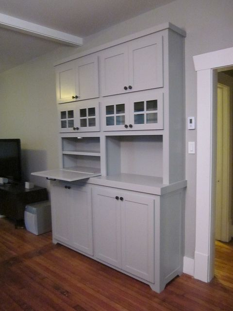 White Shaker Doors For Kitchen Cabinets With Oak Trim 11 Best Images About Dining Room Built Ins On Pinterest