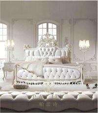 Wood Bedroom Set,home furniture fancy bedroom set,French ...