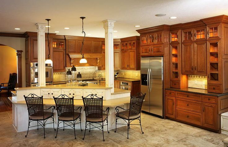 Kitchen Island With Table Height Seating 15 Best Images About Kitchen Islands With Built In Seating