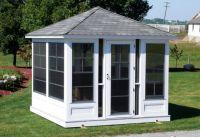 17 Best ideas about Enclosed Gazebo on Pinterest   Garden ...