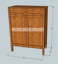 Wine Barrel Cabinet Plans - WoodWorking Projects & Plans