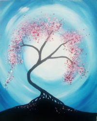 1000+ ideas about Cherry Blossom Painting on Pinterest ...