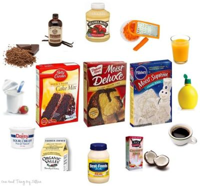 25+ best ideas about Box Cake Mixes on Pinterest | Making a cake, Cake making courses and Can cakes