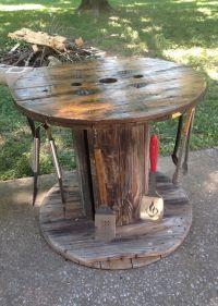 17 Best ideas about Wooden Spools on Pinterest | Wooden ...