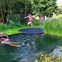 Coolest pool ever! | Water | Pinterest | Diy backyard ...