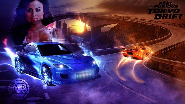 Fast And Furious Car Wallpaper Download Fast Furious Tokyo Drift 171 Hd Celebrity Wallpaperhd