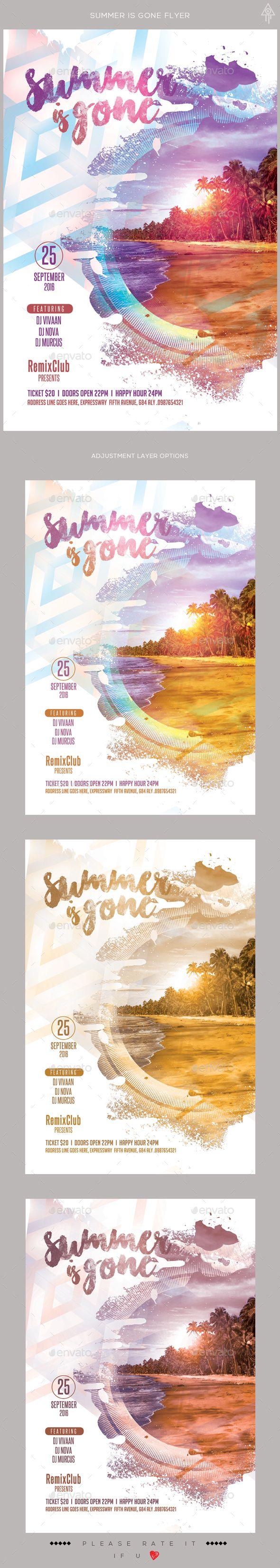 Poster design online free download - Poster Design Software Free Download Full Version Summer Is Gone Flyer Download