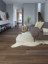 Mink Grey American Oak timber floors by Royal Oak Floors ...