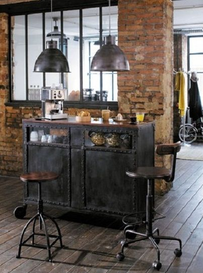Deco Cuisine Style Industriel I Will Have A Coffee Bar In My House | Just A Dream (not A