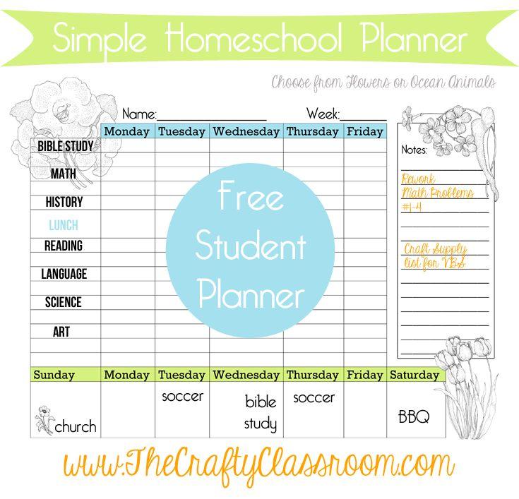 17 melhores ideias sobre Student Calendar no Pinterest Modelos - free weekly calendar