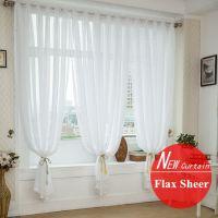 17 Best ideas about Voile Curtains on Pinterest   Big ...