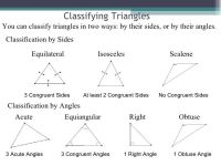 Best 25+ Classification of triangles ideas on Pinterest ...