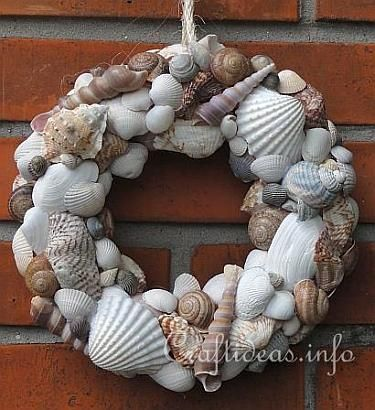 Free Fall Wallpaper For Cell Phones Seashell Wreath Seashell Crafts And Shell Crafts On Pinterest