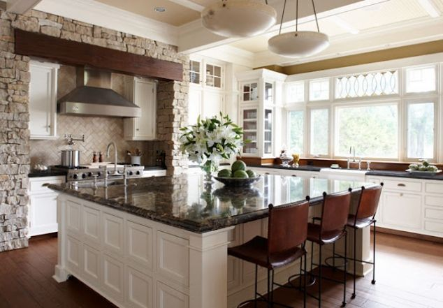 Big Kitchen Island Ideas Large Island Kitchens | Wonderful Large Square Kitchen