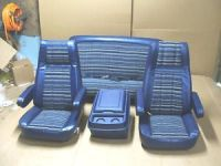 73 74 75 76 77 78 79 Ford Truck Bronco Seats Captain Chair ...