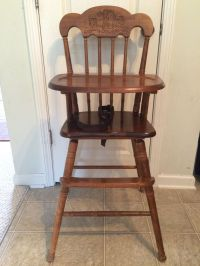 10 Best ideas about Painted High Chairs on Pinterest ...