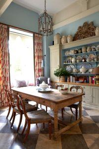 English country kitchen ~ William Yeoward. I like some of ...